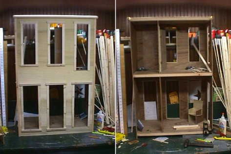 Barbie Scale Dollhouse