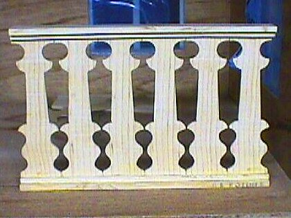 Porch Balustrade